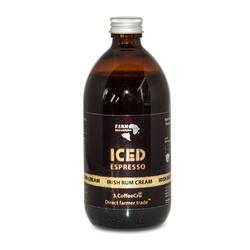 ICED Espresso Irish Rhum Cream - 500 ml