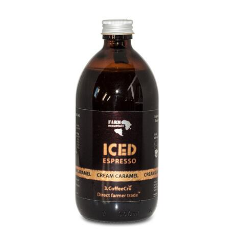 ICED Espresso Cream Caramel - 500 ml