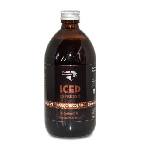 ICED Espresso Dark Chocolate - 500 ml