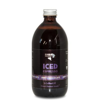 ICED Espresso Mint Chocolate - 500 ml
