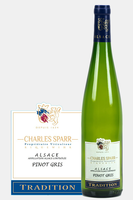 CHARLES SPARR TRADITION ALSACE 2017 PINOT GRIS